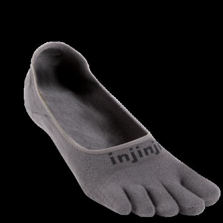 Injinji Sport Lightweight PED penkių pirštų kojinės (Pilkos)