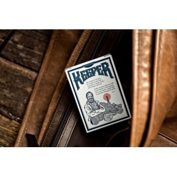Ellusionist Keeper Bicycle kortos (Mėlyna)