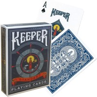 Ellusionist Keeper Bicycle kortos (Mėlyna)