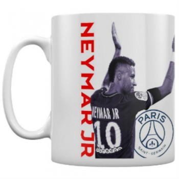 Paris Saint Germain F.C. puodelis (Neymar)