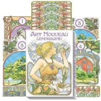 Oracle Kortos Art Nouveau Lenormand