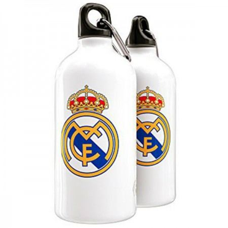 Real Madrid C.F. aliuminio gertuvė (Balta)