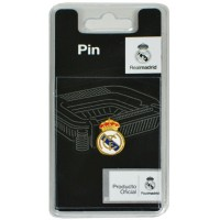 Real Madrid C.F. prisegamas logotipo formos ženklelis