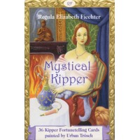 Oracle kortos Mystical Kipper