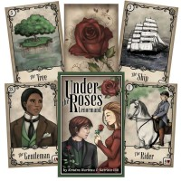 Oracle kortos Under The Roses Lenormand
