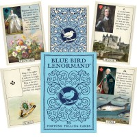 Oracle kortos Blue Bird Lenormand