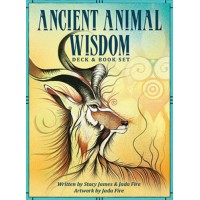 Oracle kortos Ancient Animal Wisdom