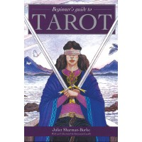 Taro kortos ir knyga Beginner's Guide To Tarot