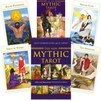 Taro kortos The New Mythic Tarot