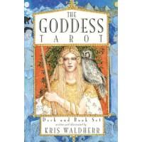 The Goddess taro kortos ir knyga