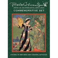 Taro kortos The Pamela Colman Smith Commemorative Set