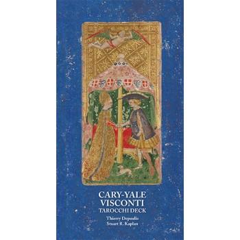Cary-Yale Visconti 15th Tarocchi taro kortos