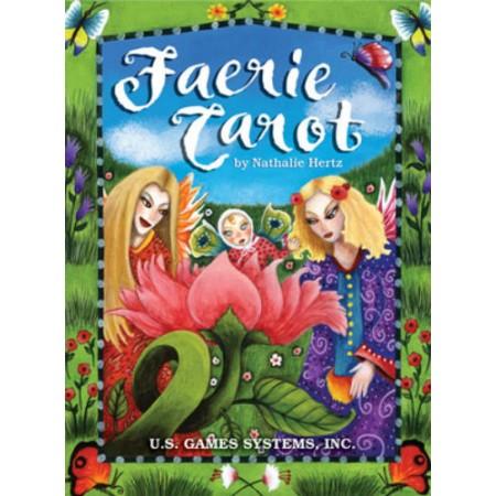 Taro kortos Faerie Tarot