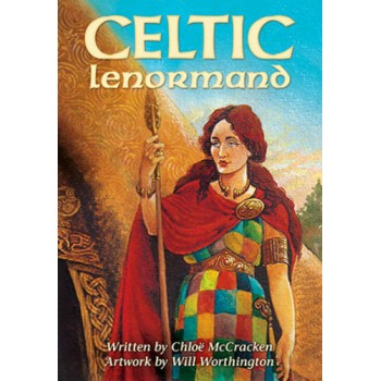 Oracle kortos Celtic Lenormand
