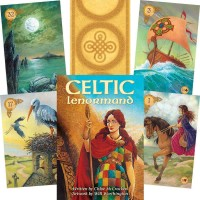 Oracle kortos Celtic Lenormand