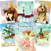 Oracle kortos Dreaming Way Lenormand