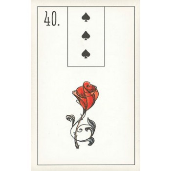 Oracle kortos Maybe Lenormand