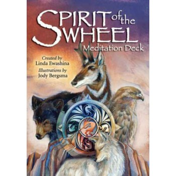 Oracle kortos Spirit Of The Wheel Meditation