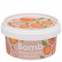 """Veido prausiklis """"Freedom of Peach"""" 210 ml"""