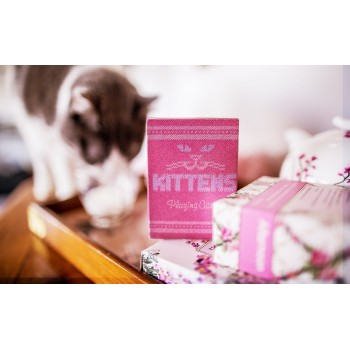 Ellusionist Madison Kittens Bicycle kortos