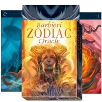 Oracle kortos Barbieri Zodiac