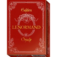 Oracle kortos Golden Lenormand