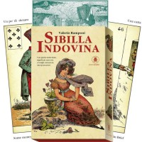 Oracle kortos Sibilla Indovina