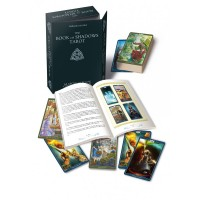Taro Kortos The Book Of Shadows Tarot Complete Edition Set