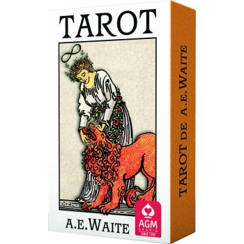 Taro Kortos Ae Waite Pocket Premium Edition