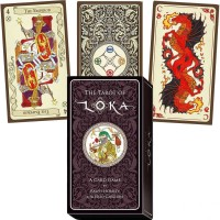 Taro Kortos The Tarot Of Loka