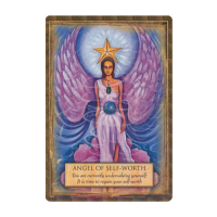 Oracle kortos Angels, Gods, & Goddesses