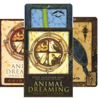 Oracle kortos Animal Dreaming
