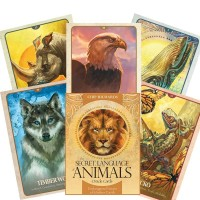 Oracle kortos The Secret Language of Animals