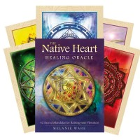 Oracle kortos The Native Heart Healing