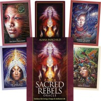 Oracle kortos Sacred Rebels