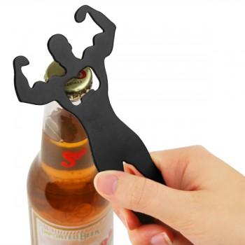 Gundančios formos butelio atidarytuvas