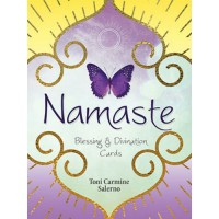 Namaste Blessing Divination kortos
