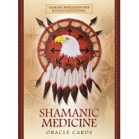 Oracle kortos Shamanic Medicine