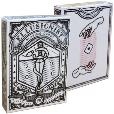 The Ellusionist Limited Edition kortos