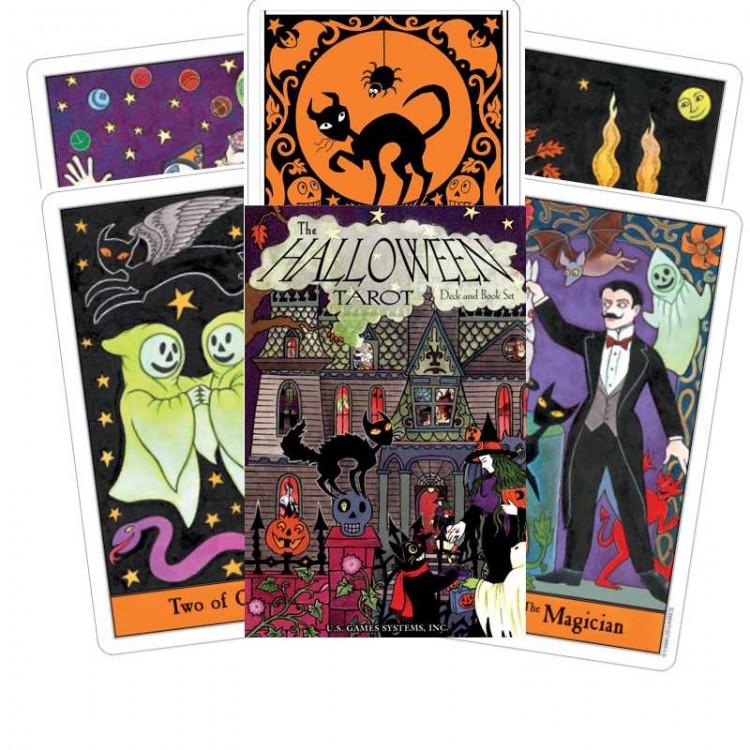 Halloween Of Halloween.Taro Kortos Halloween