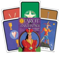 Taro kortos Tarot Of Witches Premier Edition