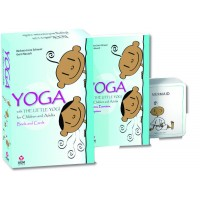 Yoga With The Little Yogi su knyga kortos