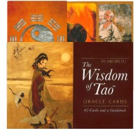 Oracle kortos The Wisdom Of Tao