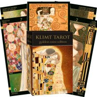 Taro Kortos Klimt Tarot (Golden Mini Edition)