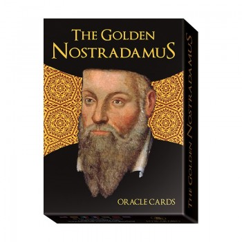 Oracle Kortos The Golden Nostradamus