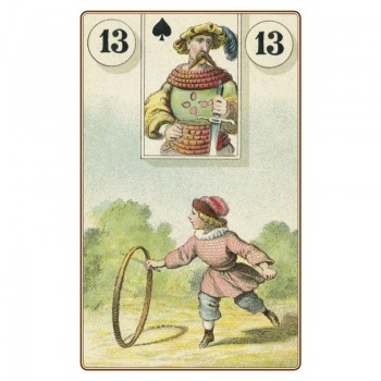 Oracle Kortos Lenormand