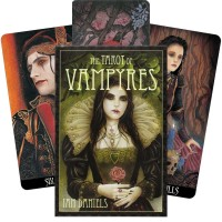 Taro Kortos The Tarot Of Vampyres