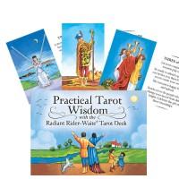 Taro kortos Practical Tarot Wisdom