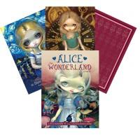 Taro kortos Alice: The Wonderland