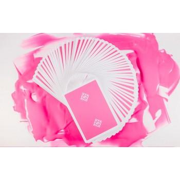 Ellusionist Madison Rounders Pink Bicycle kortos